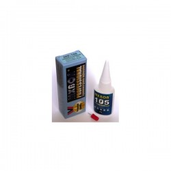 Colle cyanoacrylate. Flacon de 20ml.