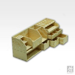 Workshop Organizer for model maker by HobbyZone WM1 - Maketis