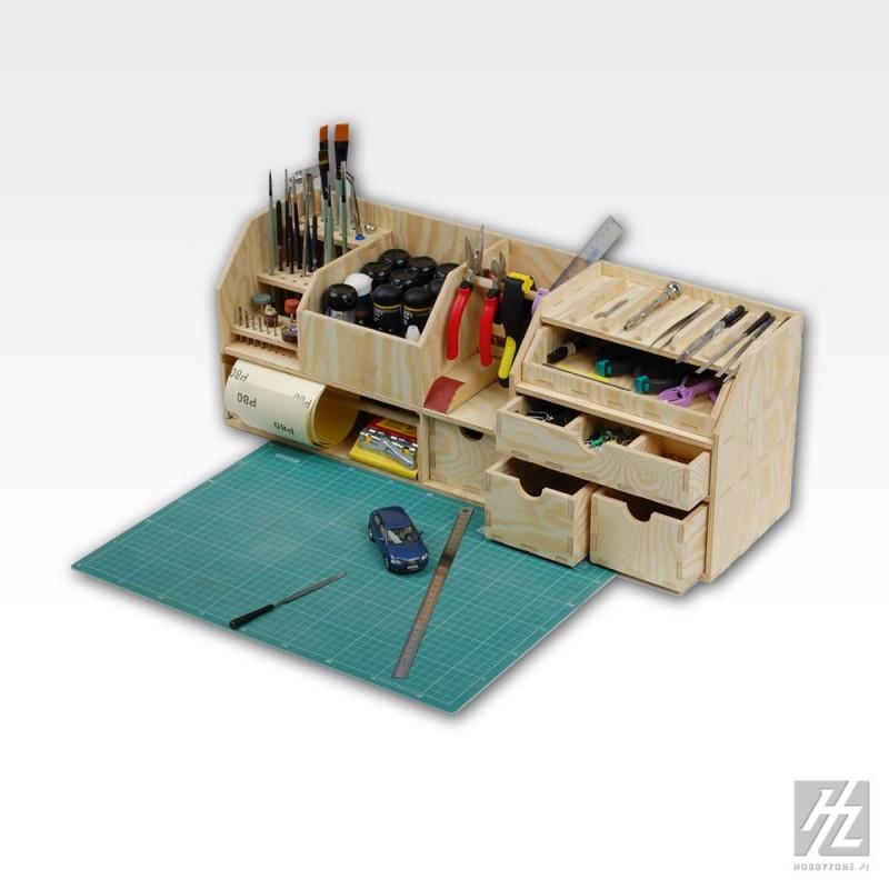 Workshop Organizer For Model Maker By Hobbyzone Wm1