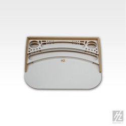 Station de peinture pot 26mm HobbyZone HZ-sdm1s