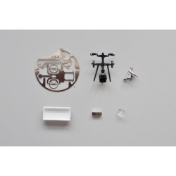 Cargo bike kit, HO/OO for Magnorail System MR151.1 - MAKETIS