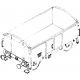 Pieces de détaillage pour wagon marchandise HO Weinert 9254
