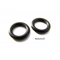 Pair of 'O' rings for Magnorail System (2 pcs) MR3000-2 - MAKETIS
