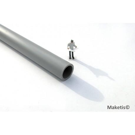 Conduite diamètre 14mm, longueur 30 cm env Joswood JW40203 - MAKETIS
