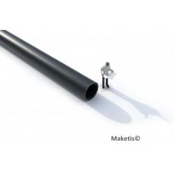 Conduite diamètre 12,4mm, longueur 30 cm env