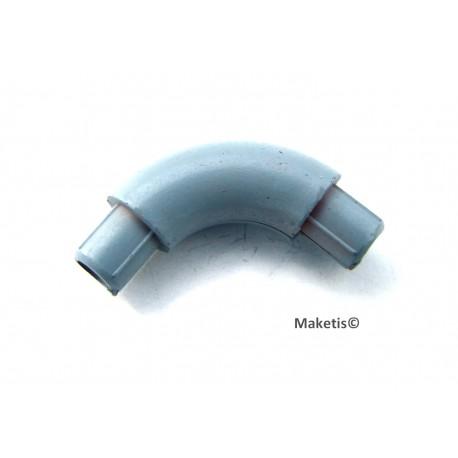 Coude 90° pour conduite diamètre 12,4mm Joswood JW40205 - MAKETIS