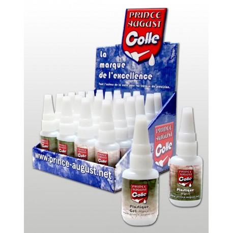 Colle Plastique Gel Prince August PAC221 - MAKETIS