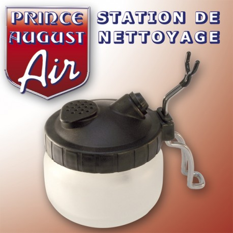 Station de nettoyage Prince August AAG20 - MAKETIS
