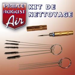 Kit de nettoyage pour aérographe Prince August