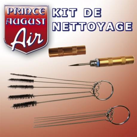 Kit de nettoyage pour aérographe Prince August PAAAG30 - MAKETIS