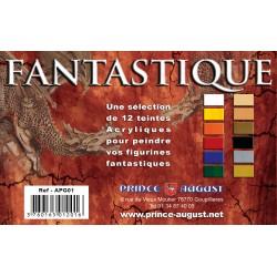 Pack Fantastique 12 Teintes