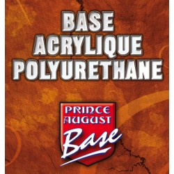 Base acrylique polyuréthane Prince August 200ml PABAP200 - MAKETIS