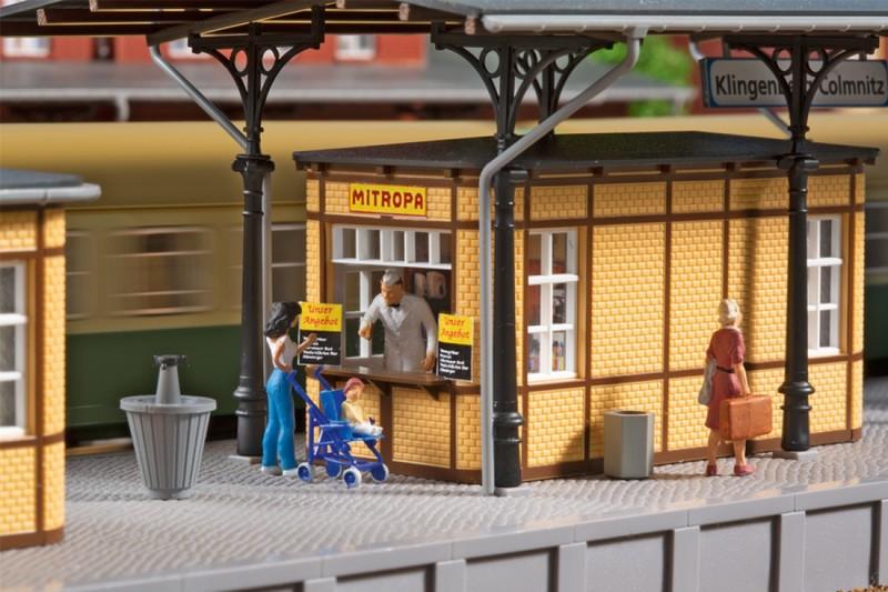 les équipements pour quai de gare ref 11452