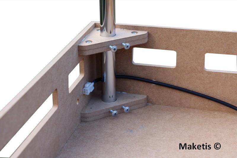 Pack câblage feeder Maketis