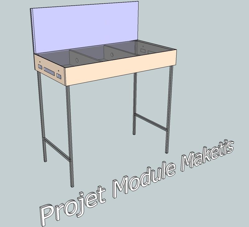Projet module en kit
