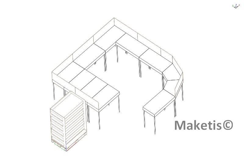 Projet module en kit Maketis