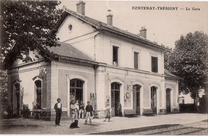 Gare de Fontenay
