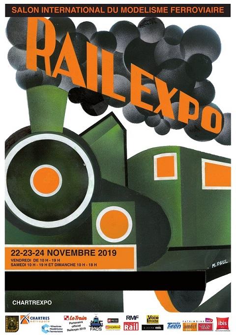 RailExpo Chartres 2019