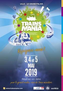Trainsmania Lille Locorevue 2019