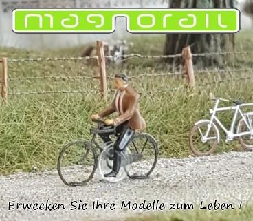Magnorail