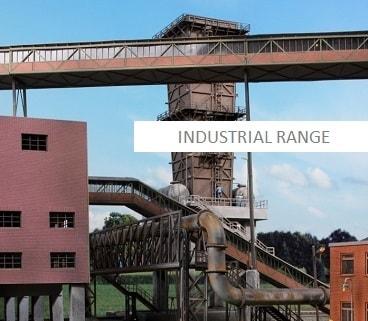 industrial range modell - MAKETIS