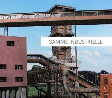 Gamme industrielle modelisme - MAKETIS