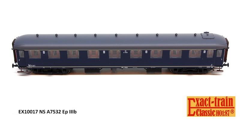 EX10017 Exact Train