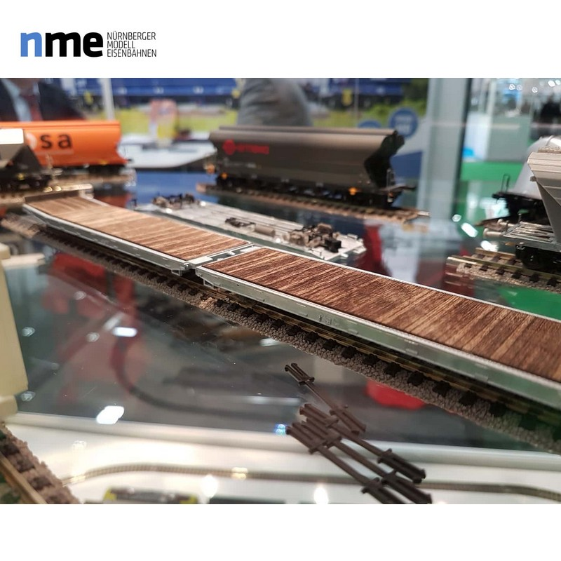 Nouveau wagon NME TWA 1060