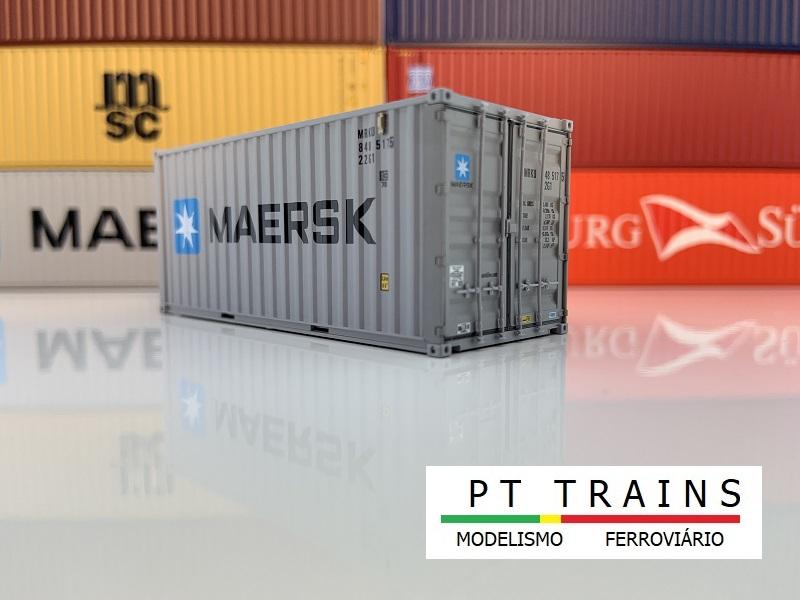 Nouvelle gamme de conteneurs PT Trains