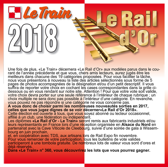 Magazine le train