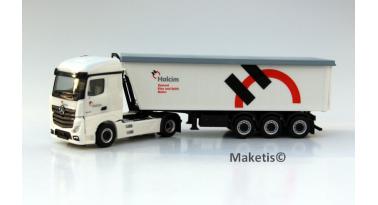 Les camions Holcim Herpa NME en HO sont arrivés !