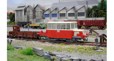 The DU65 REE Track cars in scale HO will soon be available in Maketis shop