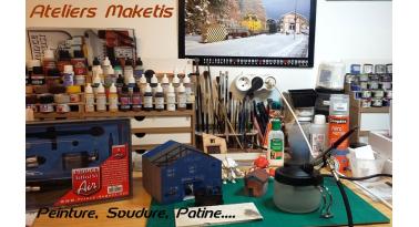 Maketis lance ses premiers ateliers en boutique