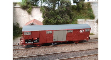 The new Gbs cars in Scale HO from Exact Train are coming soon by Maketis