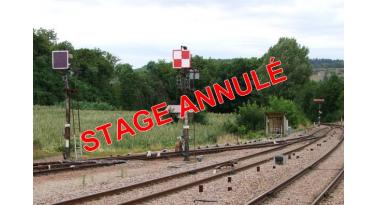 Nouvel atelier sur la signalisation ferroviaire le samedi 18 avril