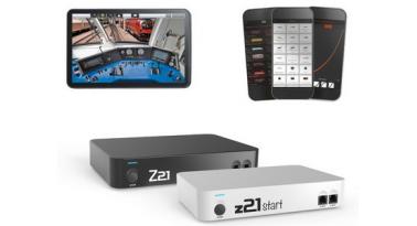 Atelier présentation de la centrale Z21 Roco en visioconférence
