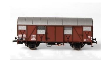 Voici les premières photos des nouveaux wagons couverts GS Exact Train en HO