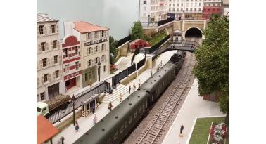 Les gares, bâtiments ferroviaires et civils Architecture et Passion bientôt disponibles chez Maketis