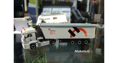 NME et Herpa se lancent dans les camions Holcim en HO
